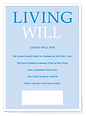 Living Will Advance Directive Included with Membership