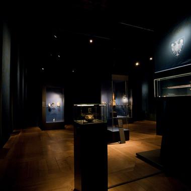 2020 wystawa Skarby epoki piastów