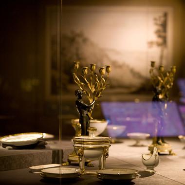 2018 Piękno stołu - zastawy z kolekcji Czartoryskich