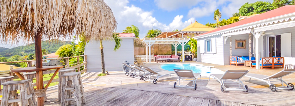 Location villa luxe Martinique, Location villa Martinique