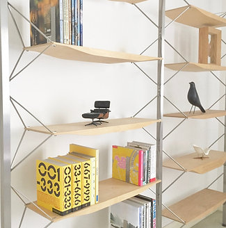 Series 3 shelving (double)