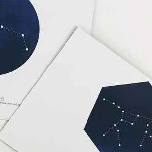 Constellations Boxed Note