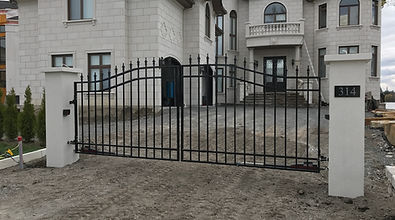 driveway gates in montreal