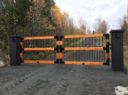 #59 | Wooden gate