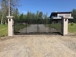 #7 | Modern Gate