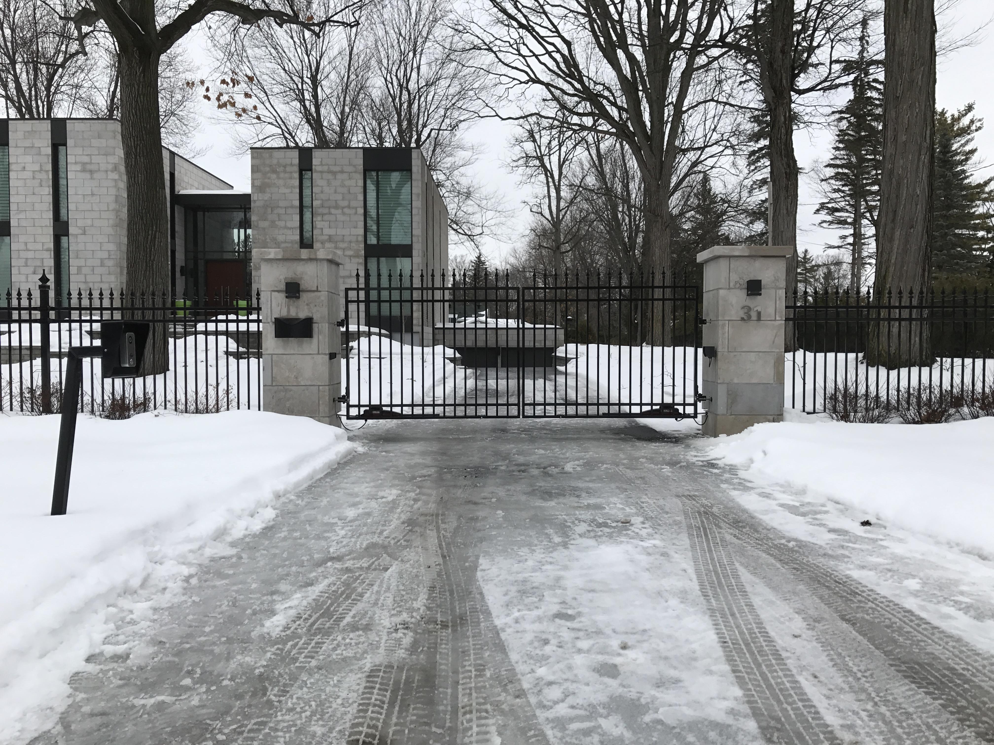 #19 | Aluminum gates