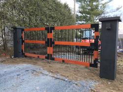 #44 | Motorised swing gate