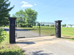 #35 | Pure swing gate