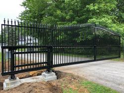 #94 | Residential sliding gate