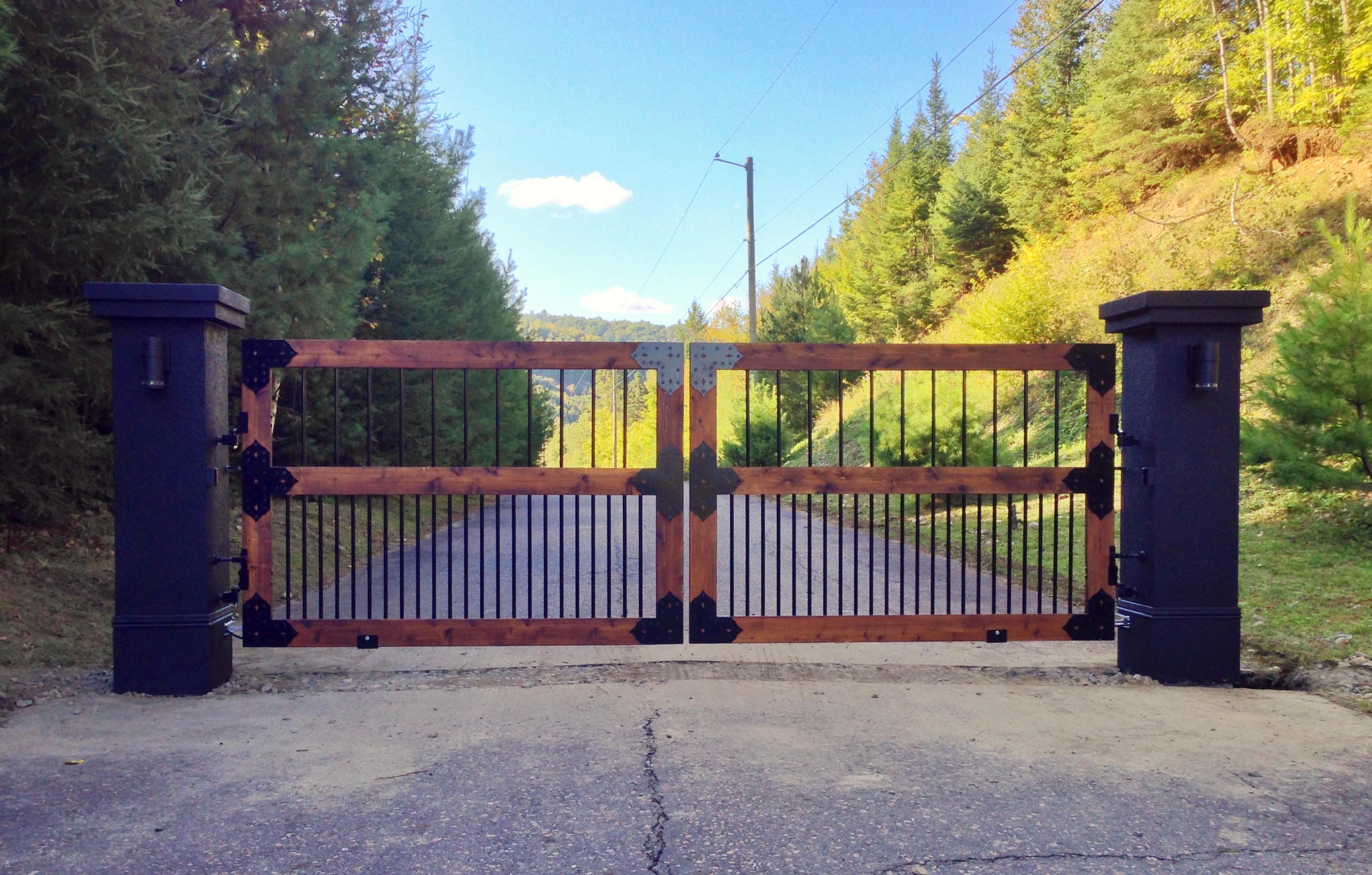 #55 | Barrière d'un domaine