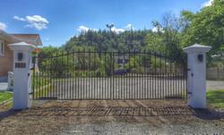 #25 | Arche style gate