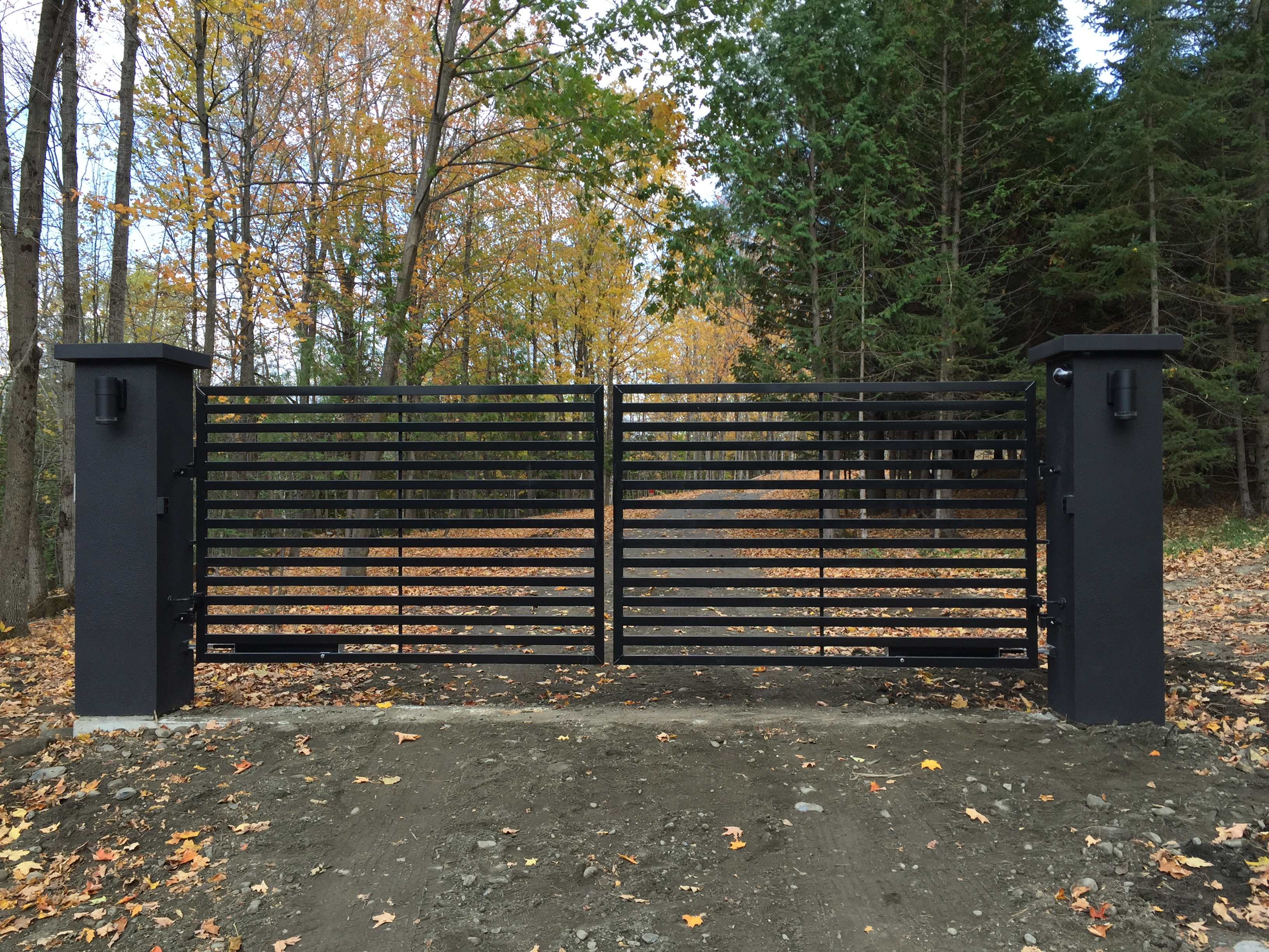 #5 | Modern gate