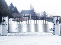 #34 | Antique gates