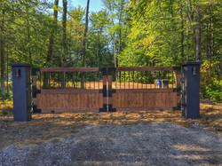 #45 | Wooden gates