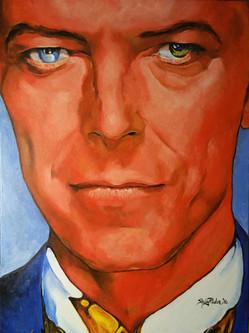 Bowie: Face