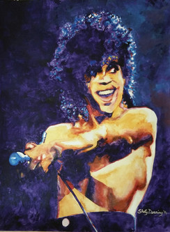 Prince: Purple