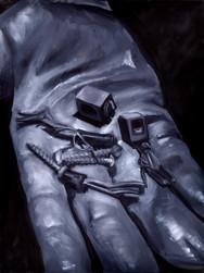 Glove - Oil