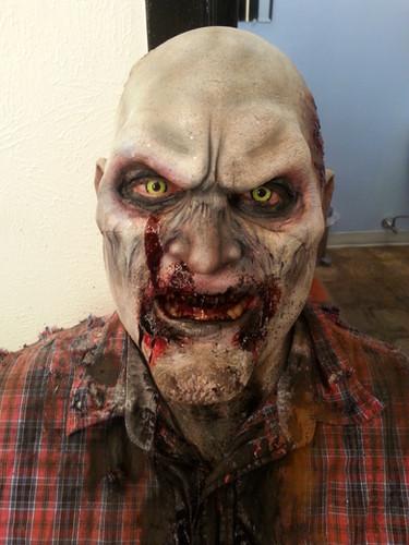 Six Flags Zombie
