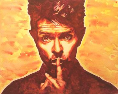 Bowie: Hush