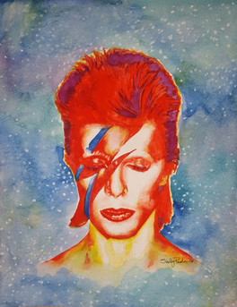 Bowie: Aladdin Sane