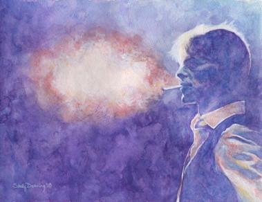 Bowie: Smoke