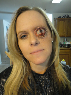 Silicone Bulging/Cut Eye