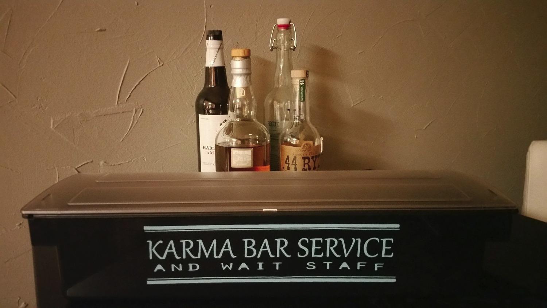 Karma fruit tray