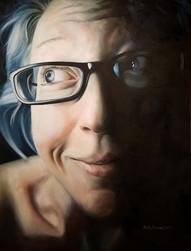 Self Portrait - Blue