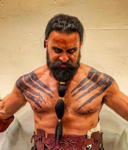 Drogo Temporary Tattoos