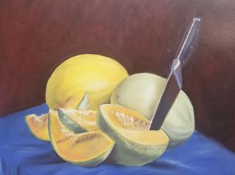 Still Life 01 - Melons
