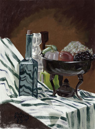 Still Life 03 - Green-Bottle