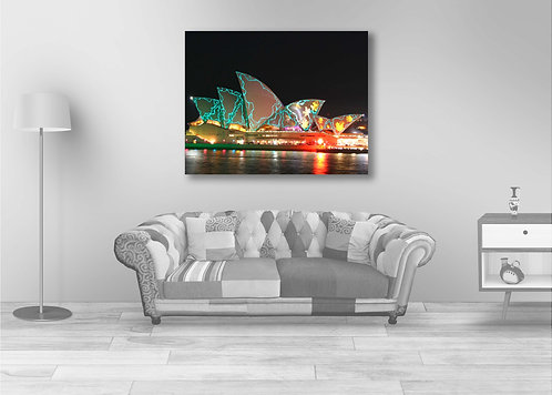 Electric Sails - Sydney Opera House