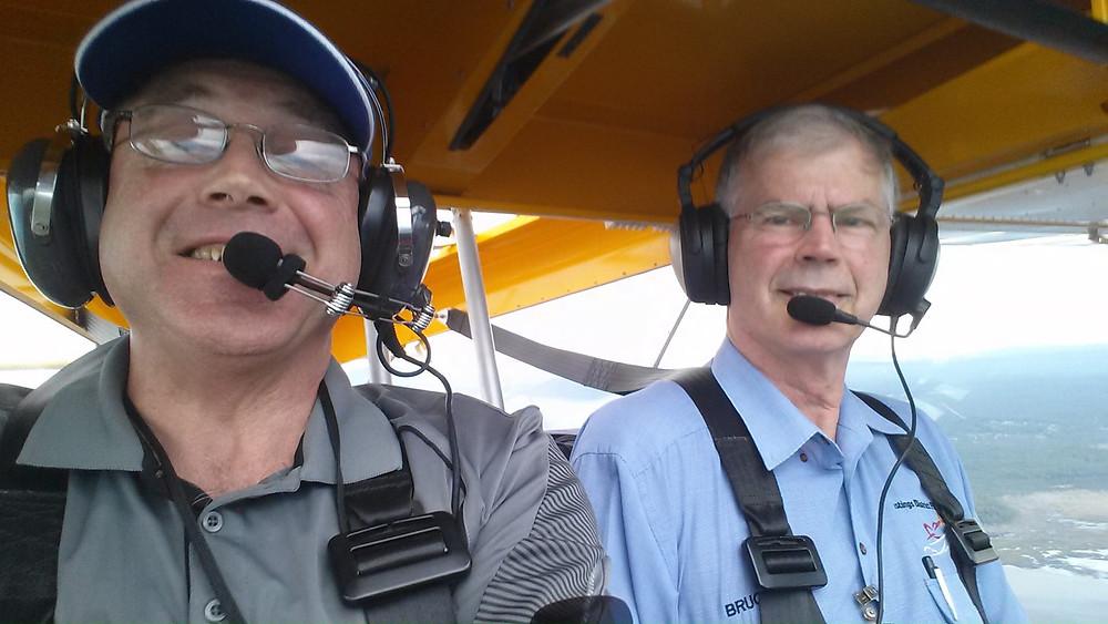 Team Conair - Mark Whatson and Bruce Dunlop
