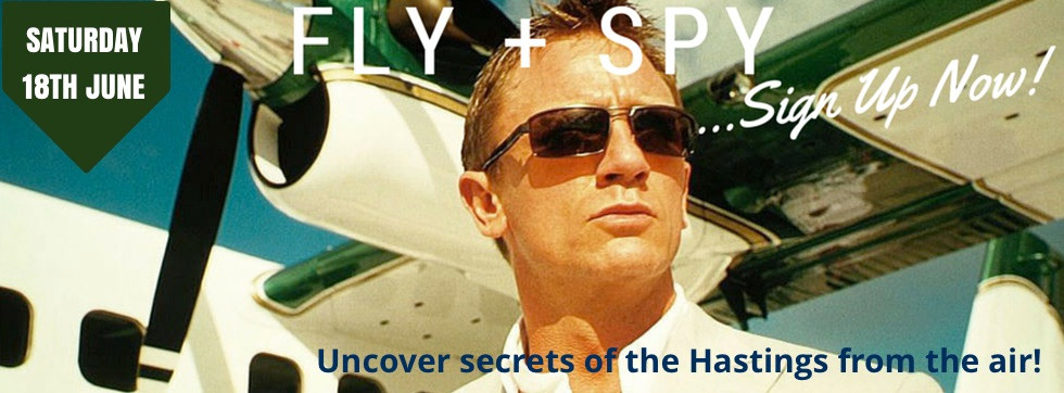 Fly and Spy 2016