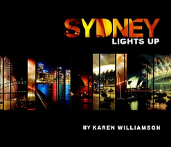 Vivid Sydney Photos for Sale | OZ Land Photos by photographer Karen Williamson