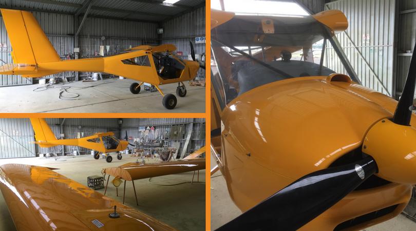 Foxbat 8685 back from repairs