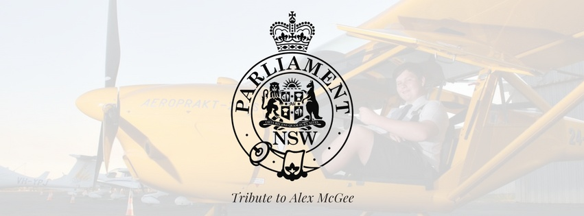ABC radio interview with Ray Lind and Alex McGee, youngest student pilot to go first solo in Port Macquarie