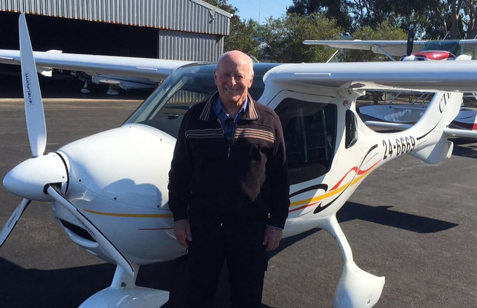 15 year old Patrick Barltrop achieved first solo on 7th Sep 2016
