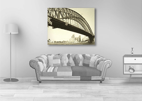 Sydney Harbour Bridge - STEEL