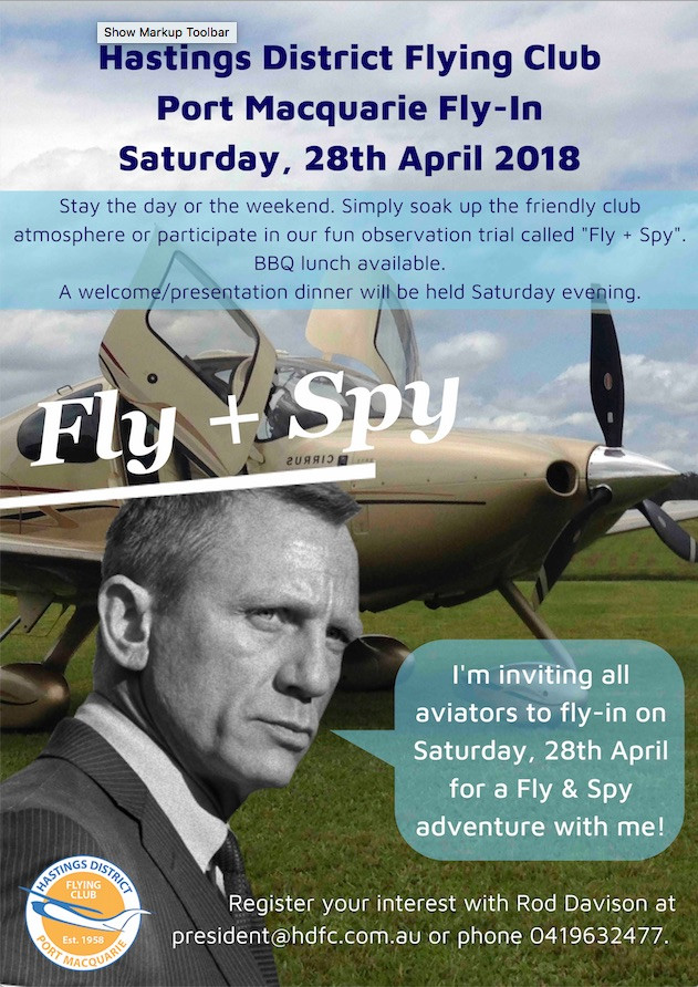 HDFC Fly-in and Fly + Spy 2018