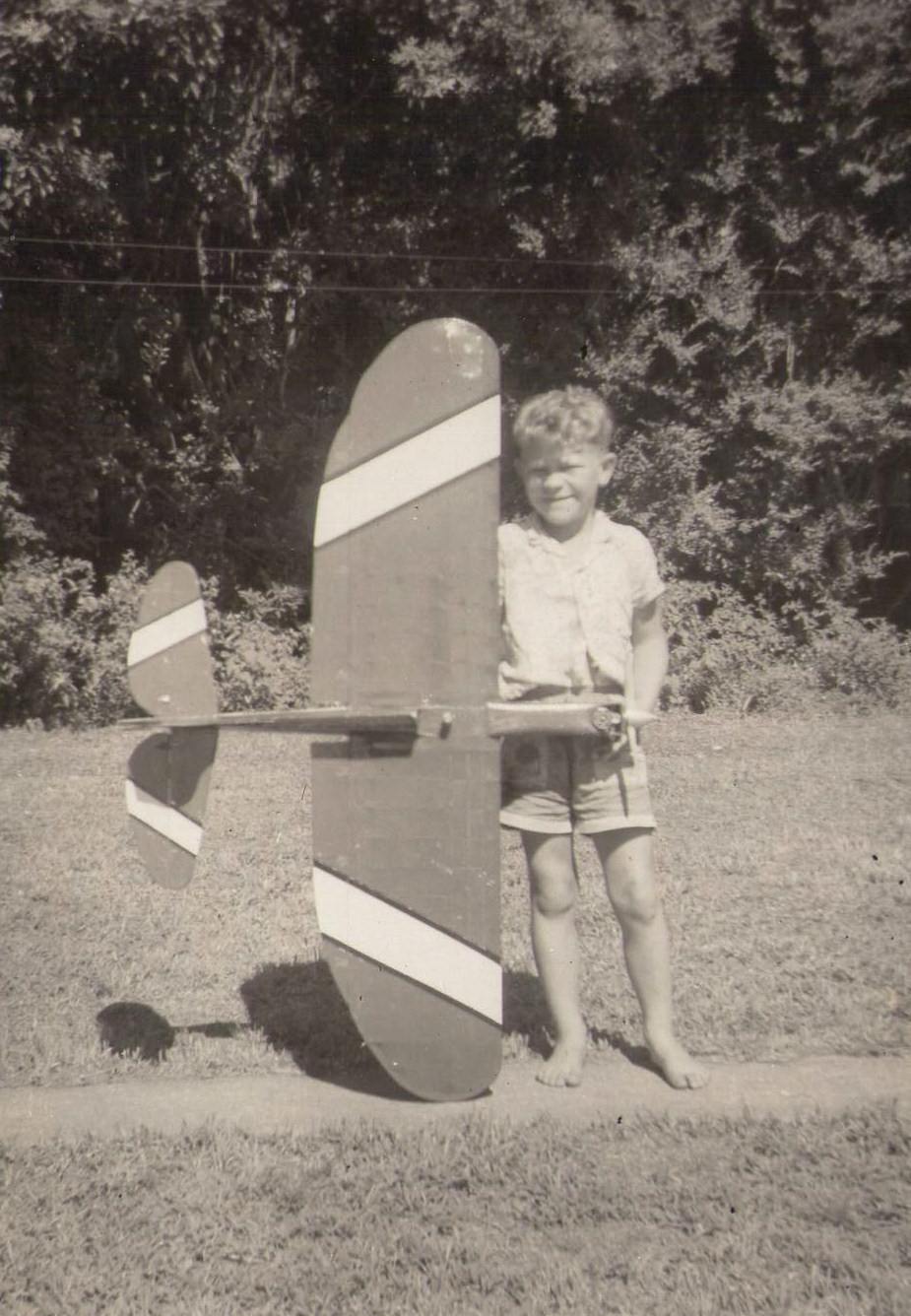 Ray Lind 1959 - born to fly