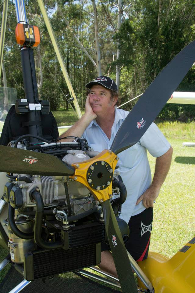 Alex Pursehouse, learn to fly at Port Macquarie, recreational aviation