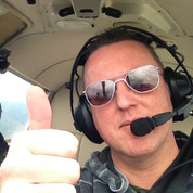 Mike Bullock Flying Instructor at HDFC.J