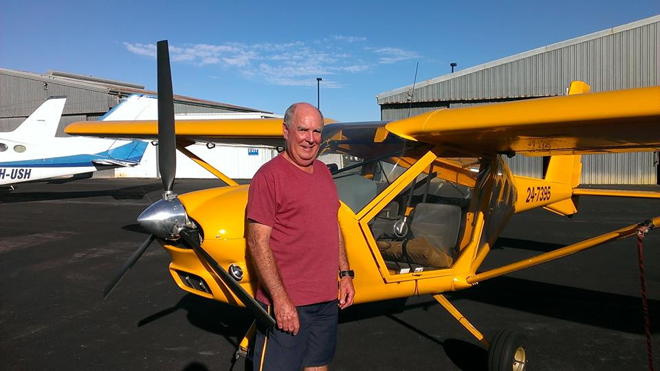 Greg Connors first solo | Hastings District Flying Club, Port Macquarie Recreational Aviation | HDFC Port Macquarie
