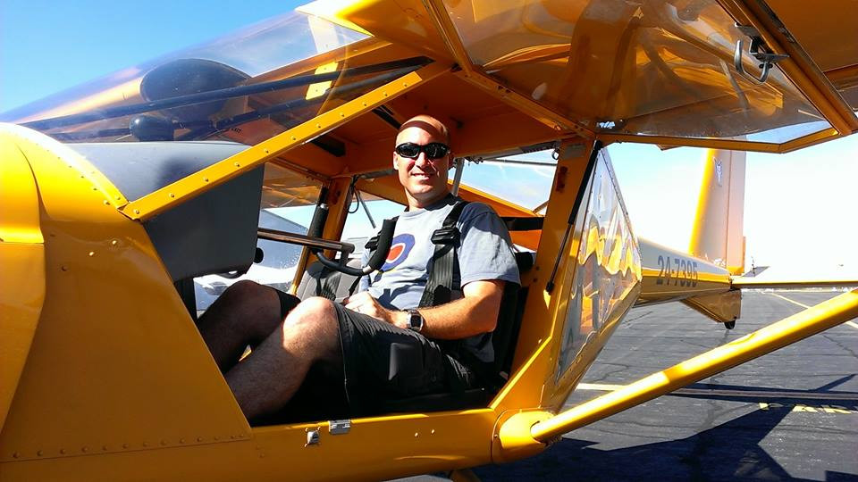 Rohan Taylor first solo | Hastings District Flying Club, Port Macquarie Recreational Aviation | HDFC Port Macquarie