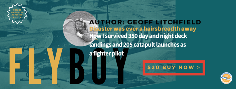 Fly Boy is about Geoff Litchfield's flying adventures