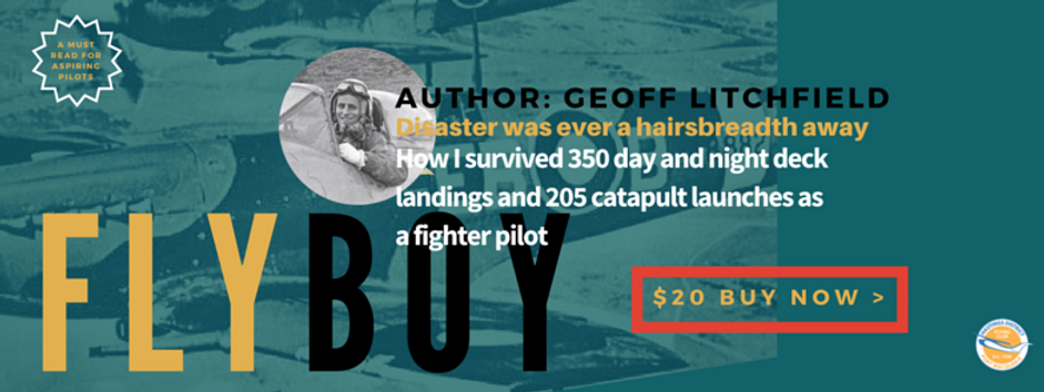 Buy this book - Fly Boy by Geoff Litchfield - sold by Hastings District Flying Club