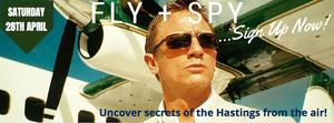 Register now for Fly & Spy 2018