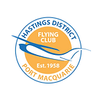 Hastings District Flying club HDFC logo