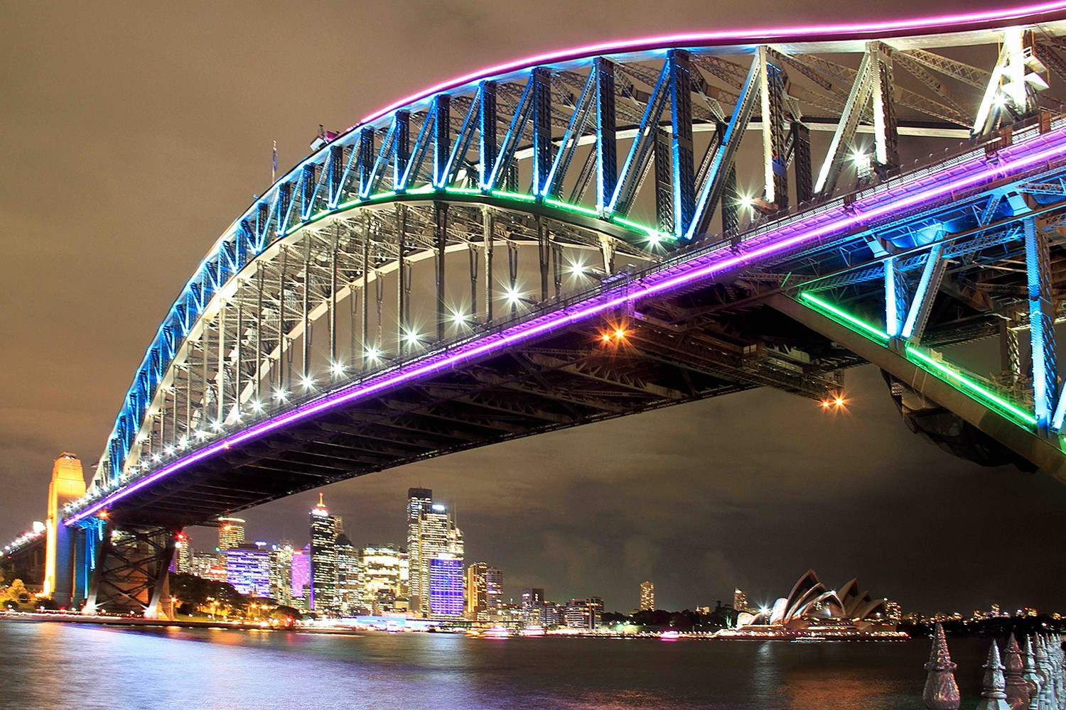 Sydney Harbour Bridge lighted up_edited.